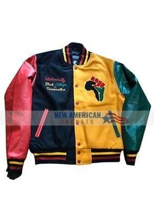 HBCU Pride Varsity Jacket