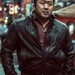 Eternals Gilgamesh Black Leather Jacket