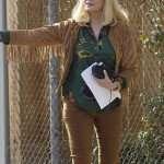 Kim Cattrall Fringe Jacket