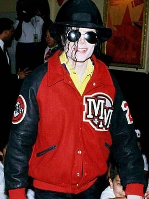 Michael Jackson Mickey Mouse Jacket