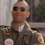 Taxi Driver Robert De Niro Green Jacket