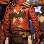 Video Game 2021 Star Lord Gardians of Galaxy Game Jacket
