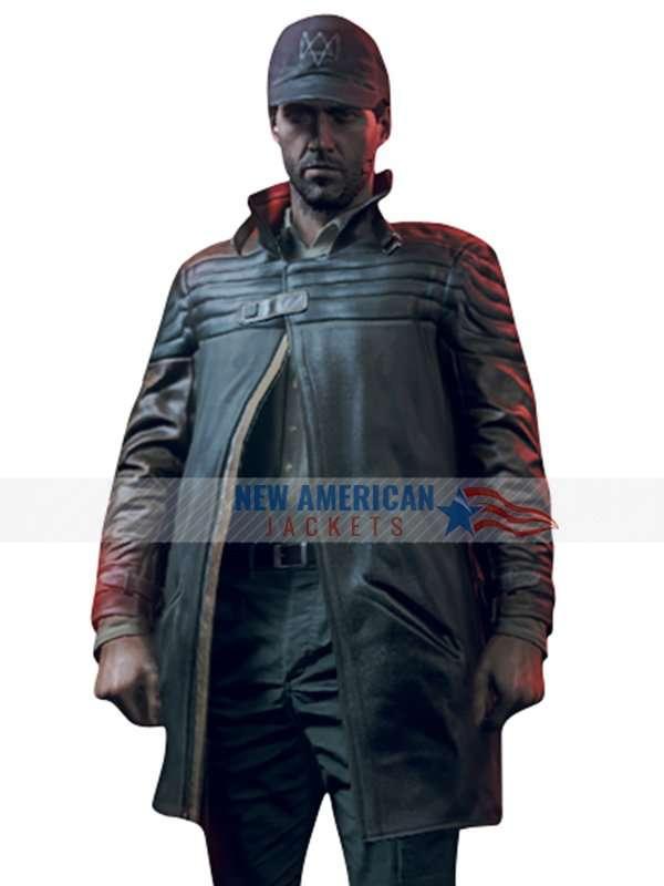 Watch Dogs Legion Bloodline Aiden Pearce Coat