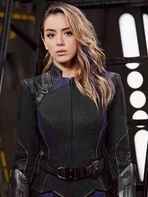 Agents of Shield Daisy Johnson Jacket