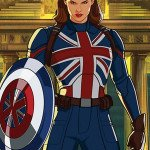 Animated Series What If Peggy Carter Jacket