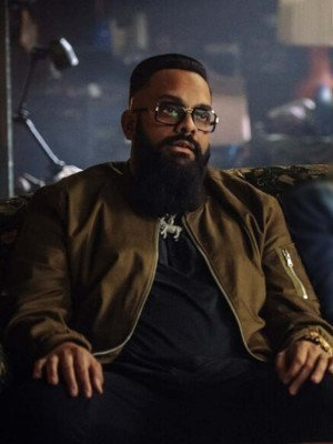 Rolph Army of Thieves Guz Khan Bomber Jacket