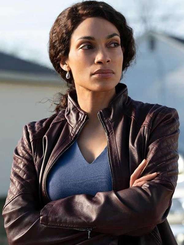 Dopesick Bridget Meyer Leather Jacket