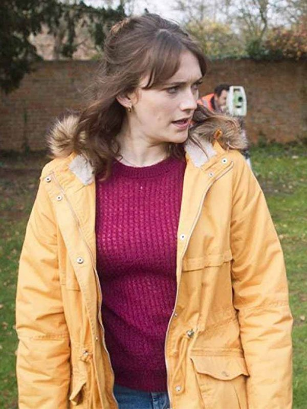 Ghosts Charlotte Ritchie Parka Jacket