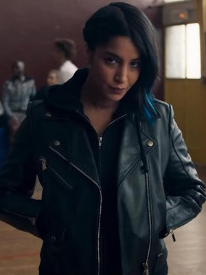 How I Became a Super Hero Leïla Bekhti Jacket