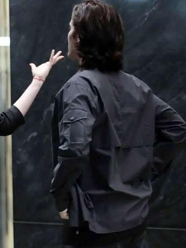 Jared Leto Cotton Jacket