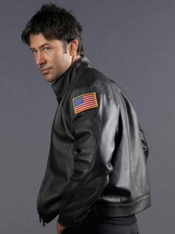 Joe Flanigan Stargate Atlantis Lt. Colonel John Sheppard Jacket
