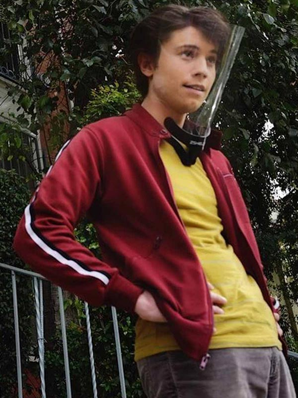 Love, Victor S02 Anthony Turpel Red Jacket