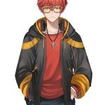 Mystic Messenger 707 Choi Saeyoung Hooded Jacket