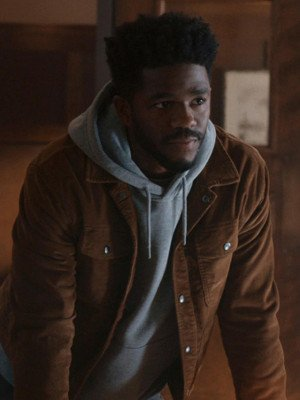 Grover Sims Brown Jacket
