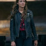 The Republic of Sarah Cooper Black Biker Jacket