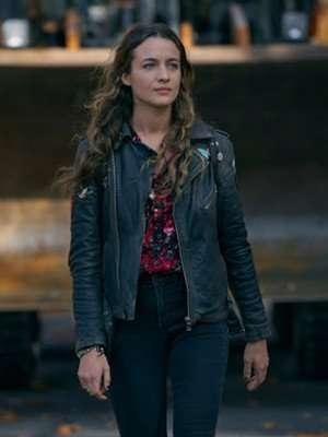 Stella Baker Black Jacket