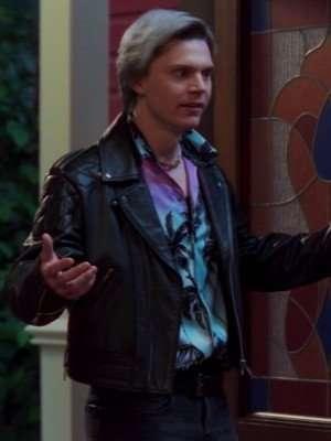 WandaVision Pietro Maximoff Leather Jacket