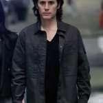 WeCrashed Jared Leto Cotton Jacket