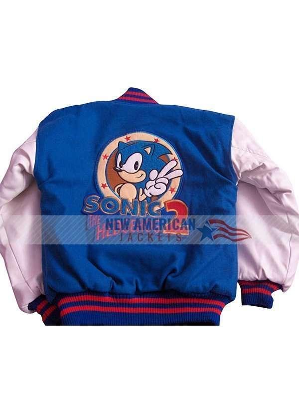 sonic the hedgehog jacket
