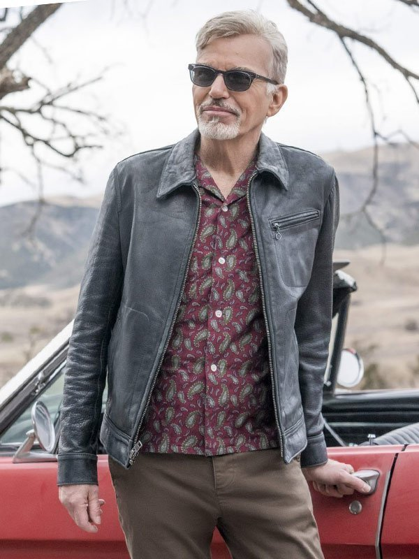 Billy Bob Thornton Leather Jacket