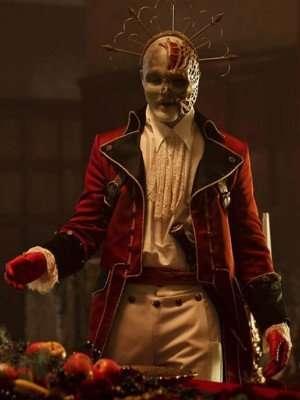 Doom Patrol Season 02 TV Series Red Jack Coat