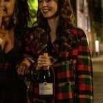 Emily-in-Paris-Emily-Cooper-Plaid-Coat