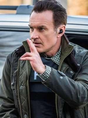 FBI Most Wanted Julian McMahon Jacket