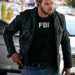 FBI Most Wanted Kenny Crosby Leather Jacket