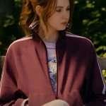 Gunpowder Milkshake Karen Gillan Track Jacket