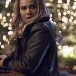 Lucifer Lesley-Ann Brandt Leather Jacket