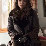 Lucifer S01 Mazikeen Leather Jacket