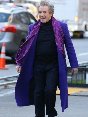 Oliver-Only-Murders-in-the-Building-Martin-Short-Purple-Trench-Coat
