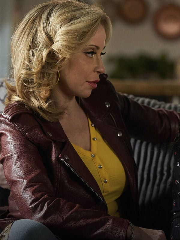 Pretty Hard Cases Tara Strong Leather Jacket