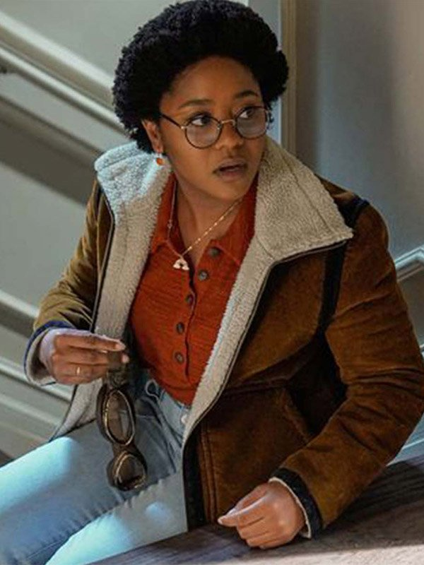 Stargirl Beth Chapel Leather Jacket