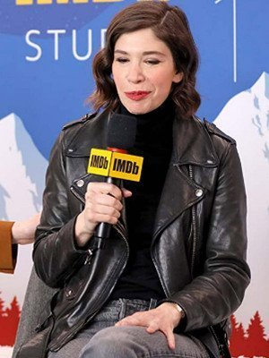 The Nowhere Inn Carrie Brownstein Leather Jacket