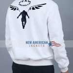 Tokyo Revengers Valhalla White Bomber Jacket