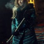 Wynonna Earp S04 Dominique Provost-Chalkley Wool Coat