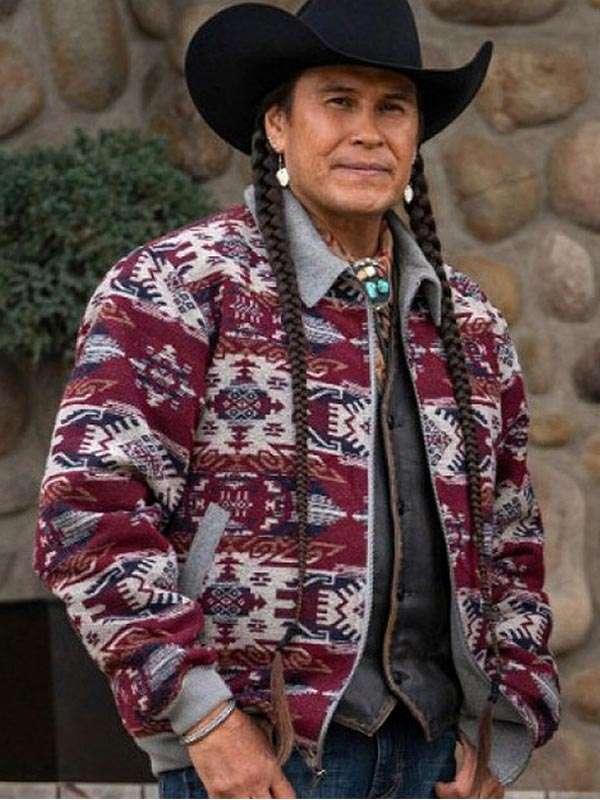 Yellowstone Season 04 Mo Brings Plenty Jacket