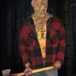 Fear Street Thomas Slate Costume Plaid Jacket