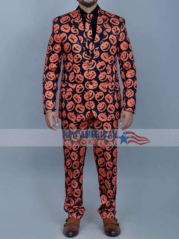 Halloween Costume Suit