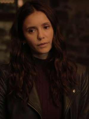 Love-Hard-Natalie-Bauer-Black-Leather-Jacket