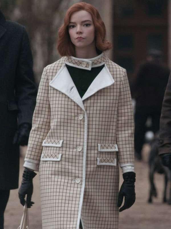 The-Queens-Gambit-Checkered-Coat