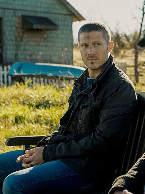 Tv-Series-Midnight-Mass-Zach-Gilford-Black-Jacket