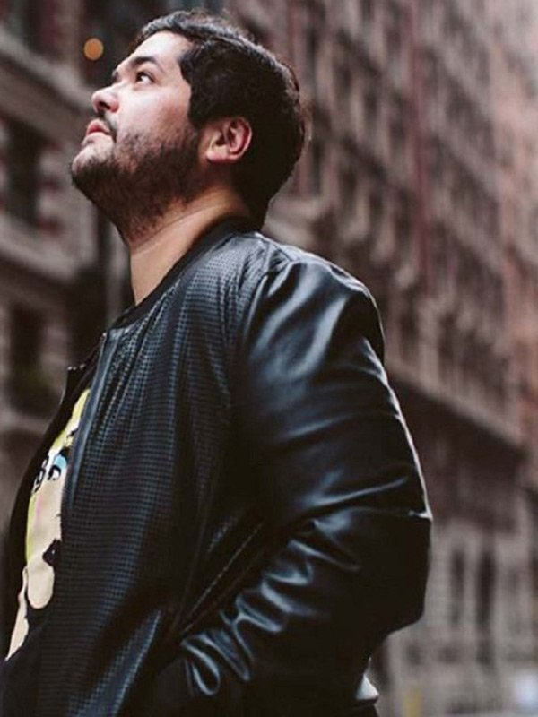 What-We-Do-in-the-Shadows-Guillermo-Black-Leather-Jacket